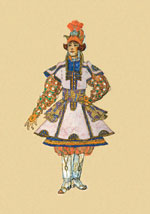 Ballets Russes notecards