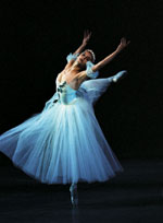 Russian Ballet Postcards (Giselle)