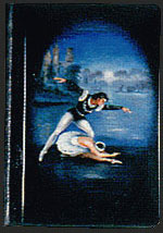 Russian ballet Address books
